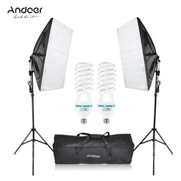 $enCountryForm.capitalKeyWord NZ - Photo Studio kits Photography Studio Cube Umbrella Softbox Light Lighting Tent Kit Photo Video Equipment Carrying Bag for Portrait Product