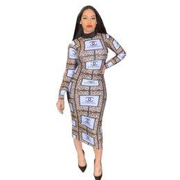 $enCountryForm.capitalKeyWord UK - Women designer dress bodysuit Leopard letter print dress beach party evening dress sexy zipper skirt klw1667