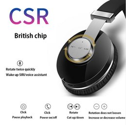 color laptops free NZ - T9 CSR headset HIFI Bass Stereo Headset Earphone for iPhone Xiaomi Huawei PC Laptop Binaural Wireless Sports Bluetooth Headphone free dhl