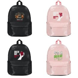 $enCountryForm.capitalKeyWord Australia - Green-Britpop-Day-sign-Revolution Radio 2019 summer new arrival Fashion Print school bag unisex backpack student female travel backpack7