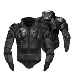 $enCountryForm.capitalKeyWord NZ - Motorcycle Armor Protection Protective Gear Body Protector Jacket Motocross Motorbike Moto Jackets With Neck Protector
