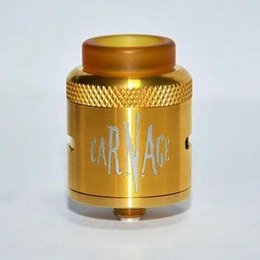 $enCountryForm.capitalKeyWord Australia - 2018 newest vape rda carnage rda 5 colors e cigarette mod rda bottom refill best trending selling cheap price