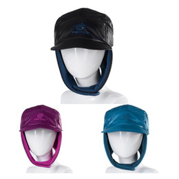 $enCountryForm.capitalKeyWord Australia - Autumn Winter Men Women Caps Outdoor Sport Thermal Polar Fleece Hats Reversible Fleece Hats For Hiking Mountaineering Skiing