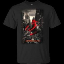 $enCountryForm.capitalKeyWord Australia - Tom Holland Spider Man Far From Home Posters T-Shirt Black-Navy Men-Women S-5...