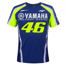$enCountryForm.capitalKeyWord Australia - MOTOGP Motorcycle Riding Fashion Wicking Quickly Dry T shirt For yamaha Valentino Rossi T-shirts 46 the doctor Tees
