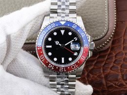 $enCountryForm.capitalKeyWord Australia - Labor time red blue ceramic ring luxury watch waterproof cushioning 2836 mechanical watch men s calendar steel belt designer watch