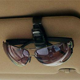 b505eef52e6 Hot Sale Auto Fastener Cip Auto Accessories ABS Car Vehicle Sun Visor Sunglasses  Eyeglasses Glasses Holder Ticket Clip for cruze