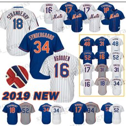 653758cf8 Wholesale Darryl Strawberry Mets Jersey. Darryl strawberry mets jersey  online shopping - Adult New York Mets Baseball Jerseys Yoenis Cespedes  Dwight