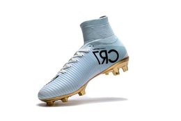 $enCountryForm.capitalKeyWord Australia - Gold White Cr7 Soccer Cleats Mercurial Superfly Fg V Sx Neymar Kids Soccer Shoes High Ankle Cristiano Ronaldo Womens Football Boots