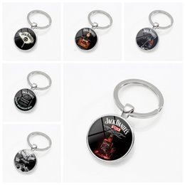 $enCountryForm.capitalKeyWord Australia - 2019 New Popular JACK DANIELS Time Gem Alloy Keychain Christmas Day Gift for Friends keychain and Relatives Hot keyring