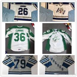 $enCountryForm.capitalKeyWord Australia - custom Customize OHL Sudbury Wolves Jersey Mens Womens Kids 26 Steven Landry 36 Cummins 79 Santini Hockey Jerseys Goalit Cut Hot sale
