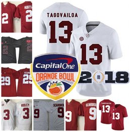 6cc028b04 AlAbAmA jersey xxl online shopping - NCAA Alabama Crimson Tide Tua  Tagovailoa Jalen Hurts Jerry Jeudy