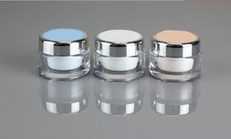 $enCountryForm.capitalKeyWord Australia - 15g 20g Cosmetic Containers Empty Cylinder Mask PS Bottle Box Facial Mask Cream Jars Makeup Cosmetic jar