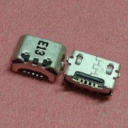 M2 Connector Australia - 100Pcs Usb Jack Charging Port connector For Huawei m2 lite M2-801W M2-803L charge charger plug