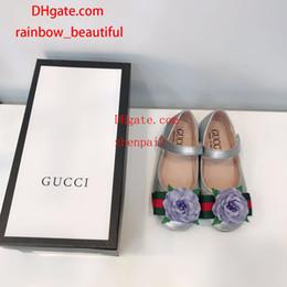 $enCountryForm.capitalKeyWord Australia - brand kids Shoes fashion flower diamond decoration Sandals beach shoes Girl Non-slip dancing shoes Kids Sandals F-1