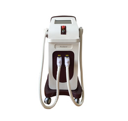 laser hair removal salon equipment UK - newest technology IPL SHR ND YAG Laser hair removal multifunction beauty machine spa equipment for beauty salon