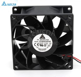 $enCountryForm.capitalKeyWord Australia - Delta FFB0924EHE 9238 90mm 92mm DC 24V 0.75A 2-wire -pin server inverter cooling fans case axial