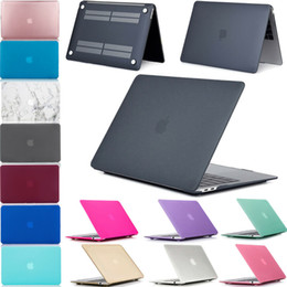 Macbook pro 13 a1278 online shopping - Case for MacBook air pro inch case Matte Hard Front Back Full Body laptop Case Shell Cover A1369 A1466 A1708 A1278 A1465