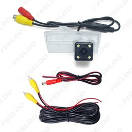 toyota prado camera NZ - wholesale Car Backup Rear View Camera With LED For Toyota Land Cruiser 120 Prado 2002~2010 Old Reiz  Lexus IX470 2009#4692
