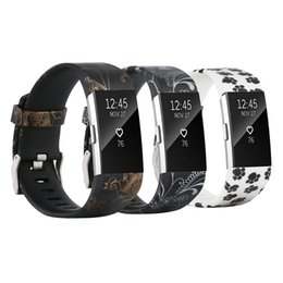 $enCountryForm.capitalKeyWord NZ - 3 Pack Wrist Bands For Fitbit Charge 2 Bracelet Smart Wristband For Fitbit Charge 2 Smart Watch Band Accessories