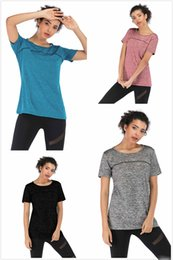 $enCountryForm.capitalKeyWord Australia - Womens designer t shirts Summer tops Pure color Fashion Short sleeves China women clothing manufacturer