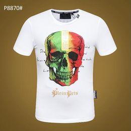 $enCountryForm.capitalKeyWord Australia - 2019 NEW Hot Sale T-Shirt Men Shortsleeve Stretch Cotton Jersery Tee Men's Embroidery Tiger Printed Bird Snake Crew Collar T -Shirt #2007