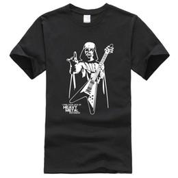 $enCountryForm.capitalKeyWord Australia - T-shirts summer short sleeve men's T-shirt Heavy Metal funny pattern brand-clothing Novelty t shirt men tops tees