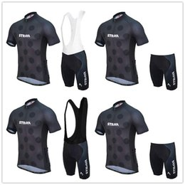 mens lycra cycling shorts Australia - NEW!cycling jersey 2019 pro team STRAVA cycling clothing (bib) shorts +9D gel pad bike MTB Ropa Ciclismo mens summer bicycle wear