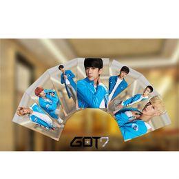 $enCountryForm.capitalKeyWord Australia - GOT7 Members PVC Clear Photo Card Keep Spinnging HD Photocard Jinyoung Bambam Jackson Collective Cards Fan Cards
