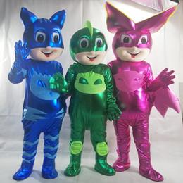 Lavable casco de EVA tejido de goma mascota traje de dibujos animados maquillaje fiesta de cumpleaños juego de rol Factory Outlet 1028 en venta