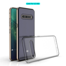 xperia case gel Canada - For LG V60 Google Pixel 4A 4 XL Sony Xperia 1 ll Clear Transparent TPU Gel Cell Phone Cases Ultra Thin Slim Covers