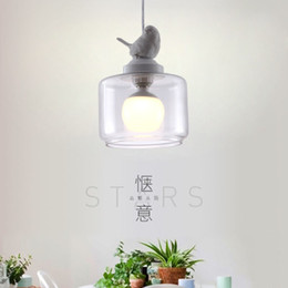 $enCountryForm.capitalKeyWord Australia - Contemporary and contracted creative personality retro art glass chandelier cafe restaurant study lamps act the role of milan