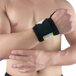 SportS Sandbag online shopping - Multifunction Wrapped Wrist Elastic Bandage Therapy Sport Wrap Pain Relief Gym Relief Bounce Back Sandbag with Pump