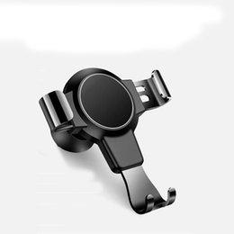 General Vent Gravity Induction Vehicle Мобильная поддержка Универсальная навигационная поддержка автомобилей