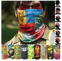 $enCountryForm.capitalKeyWord NZ - Summer Outdoor Bike Bicycle Bandanas Magic Scarf Headwear Mutilfunction Cycling Cap Headband Pirate Sports Head Scarves Face Mask New A41609