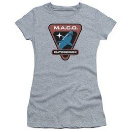 $enCountryForm.capitalKeyWord Australia - Star Trek Maco Patch Junior T Shirt Where's Waldo Looking For Me Licensed Junior T Shirt Star Trek Mirror Picard TNG Junior V-Neck