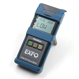 $enCountryForm.capitalKeyWord Australia - EXFO EPM-50 Optical Power Meter 10 to -60dBm Power Range Fiber Optical Meter 1310 1550nm Fiber tester