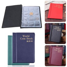 coin holder books NZ - 120 Photo 10 Pages Russian Diy Album Pockets Storage Collection Book Coin Holder C19041901