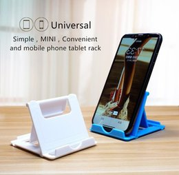 Wholesale Universal Table Cell Phone Support holder For Phone Desktop Stand For Ipad Samsung X XS Max Holder Mount