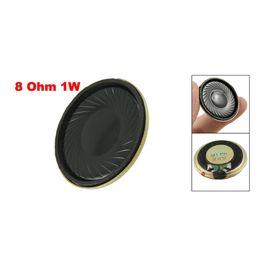 Speakers Repair NZ - UXCELL Repair Part 8 Ohm 1W 32mm Diameter Magnet Midrange Speaker car