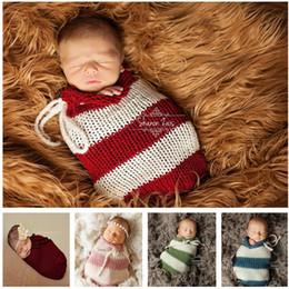 Multi Color Hand Bag Australia - Baby Sleeping Bag Cocoon baby bag 5 Colors Pure hand-woven baby sleeping bag newborn photo props newborn bathing gift