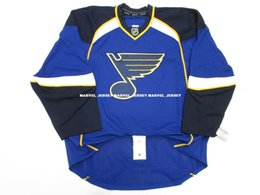 $enCountryForm.capitalKeyWord UK - Cheap custom ST. LOUIS BLUES HOME TEAM ISSUED JERSEY stitch add any number any name Mens Hockey Jersey XS-5XL