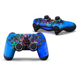 $enCountryForm.capitalKeyWord UK - Fanstore Skin Sticker Print Cover Cool Designs for Sony Playstation PS4 Remote Controller (1 piece)
