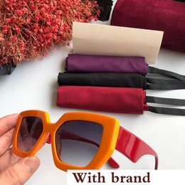 sunglasses limited edition Australia - New Sunglasses Limited Edition Women Designe Square Frame S Popular UV Protection Sunglasses Top Quality Fashion Summer Style For Women