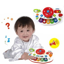 Musical Instruments Australia - Multi-function Puzzle Early Education Musical Instrument Learning Machine Toys Fashion New Baby Instrument Toys