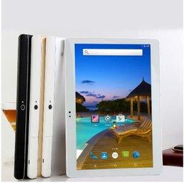 $enCountryForm.capitalKeyWord Australia - Metal Tablet 10 inch IPS Octa Core 3G 4G LTE Android 8.0 For Google Play Dual SIM Bluetooth GPS Tablet RAM 6GB ROM 64GB or 128GB