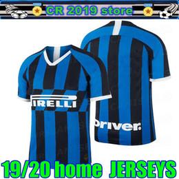b93336010 2019-20 Inter jersey CANDREVA EDER ICARDI JOVETIC Milan home away Kondogbia Jovetic  2019 Icardi sports 19 20 inter shirts Milan Home jersey