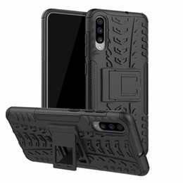 $enCountryForm.capitalKeyWord Australia - 6.7 inch For Samsung Galaxy A70 Case Heavy Duty Armor Shockproof Hybrid Hard Soft Silicone Rugged Rubber Phone Case Cover