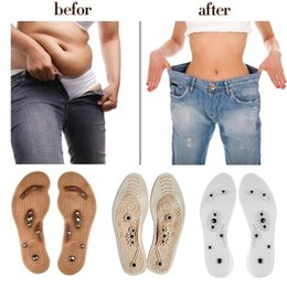 $enCountryForm.capitalKeyWord Australia - 3pairs Shoe Gel Insoles Feet Magnetic Therapy Health Care For Men Comfort Pads Foot Care Relaxation Gifts Foot Massager SH190706