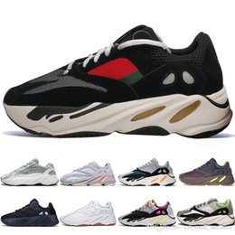 51b58b8eb5c8a Best Quality Kanye West 700 Static 3M Mauve Inertia 700s Wave Runner Mens  Running shoes for men Women sports sneakers designer